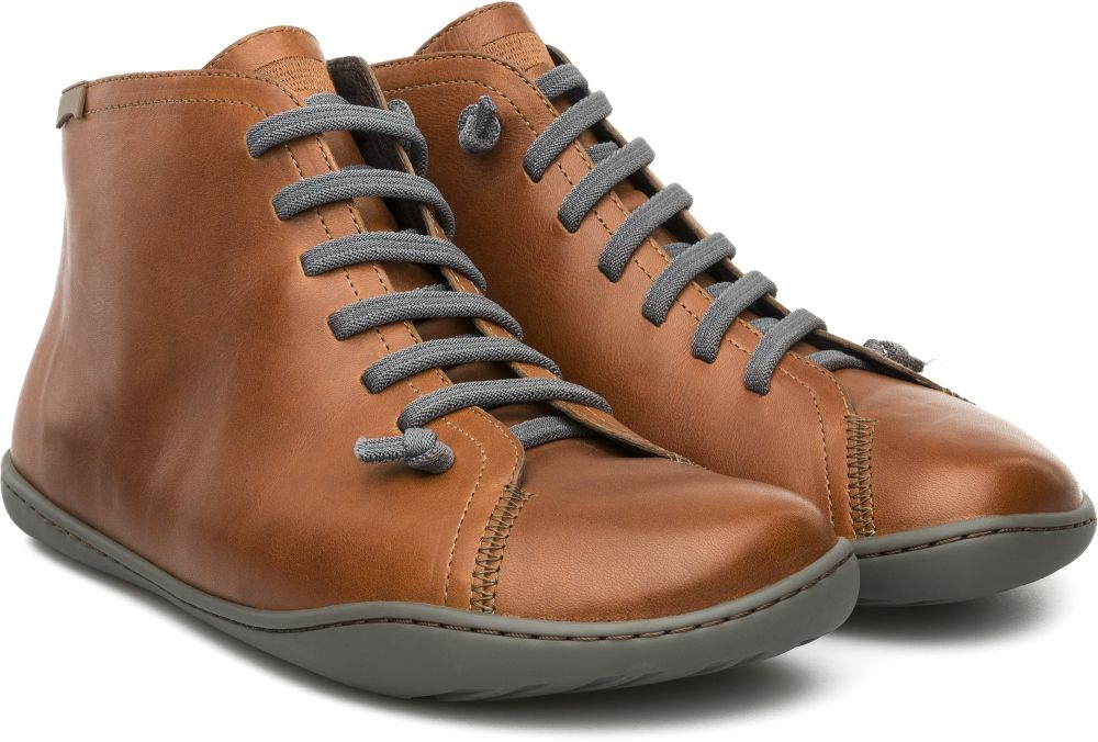 Camper Peu 36411-049 Ankle boots Men. Official Online Store Singapore