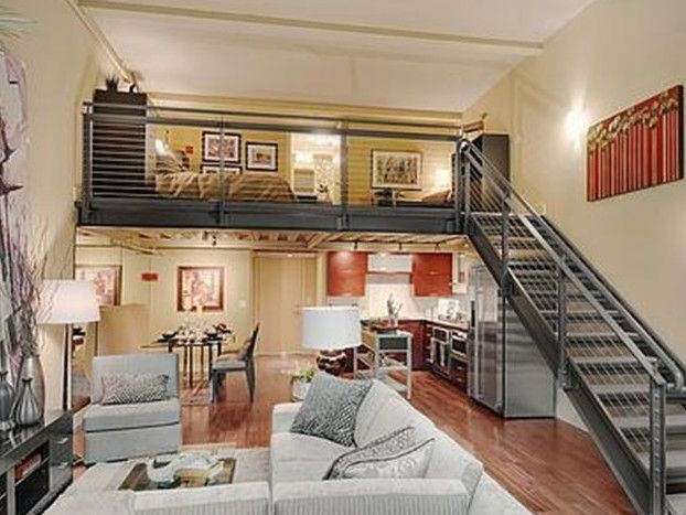 One Bedroom Listing At Madison Lofts | Small loft ...