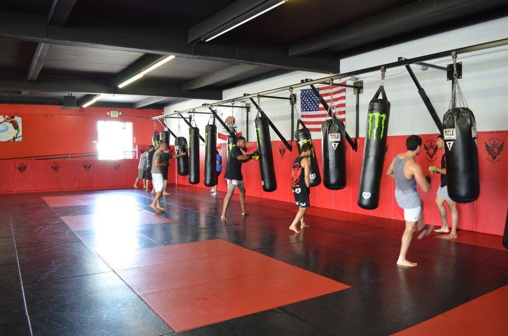 Alliance Training Center Photos Boxing Gym Design Boxing Gym Fight Gym