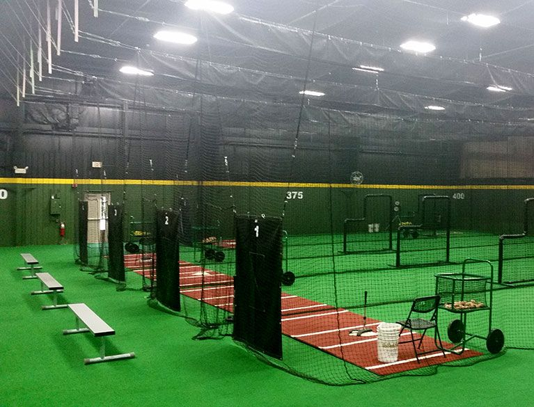 Indoor Baseball & Sports Facility Design On Deck Sports
