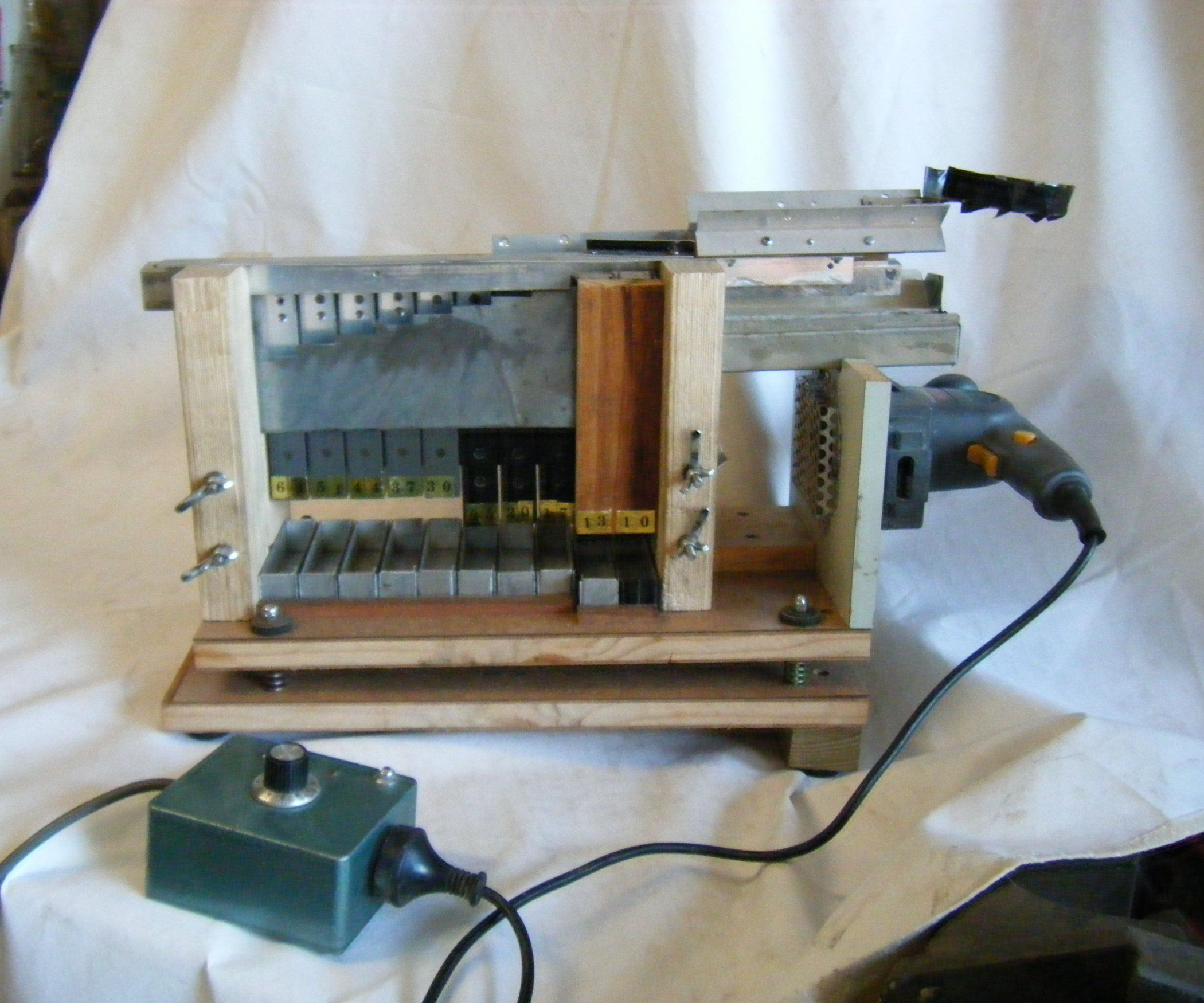 automatic screw sorter | diy workshop | diy workshop