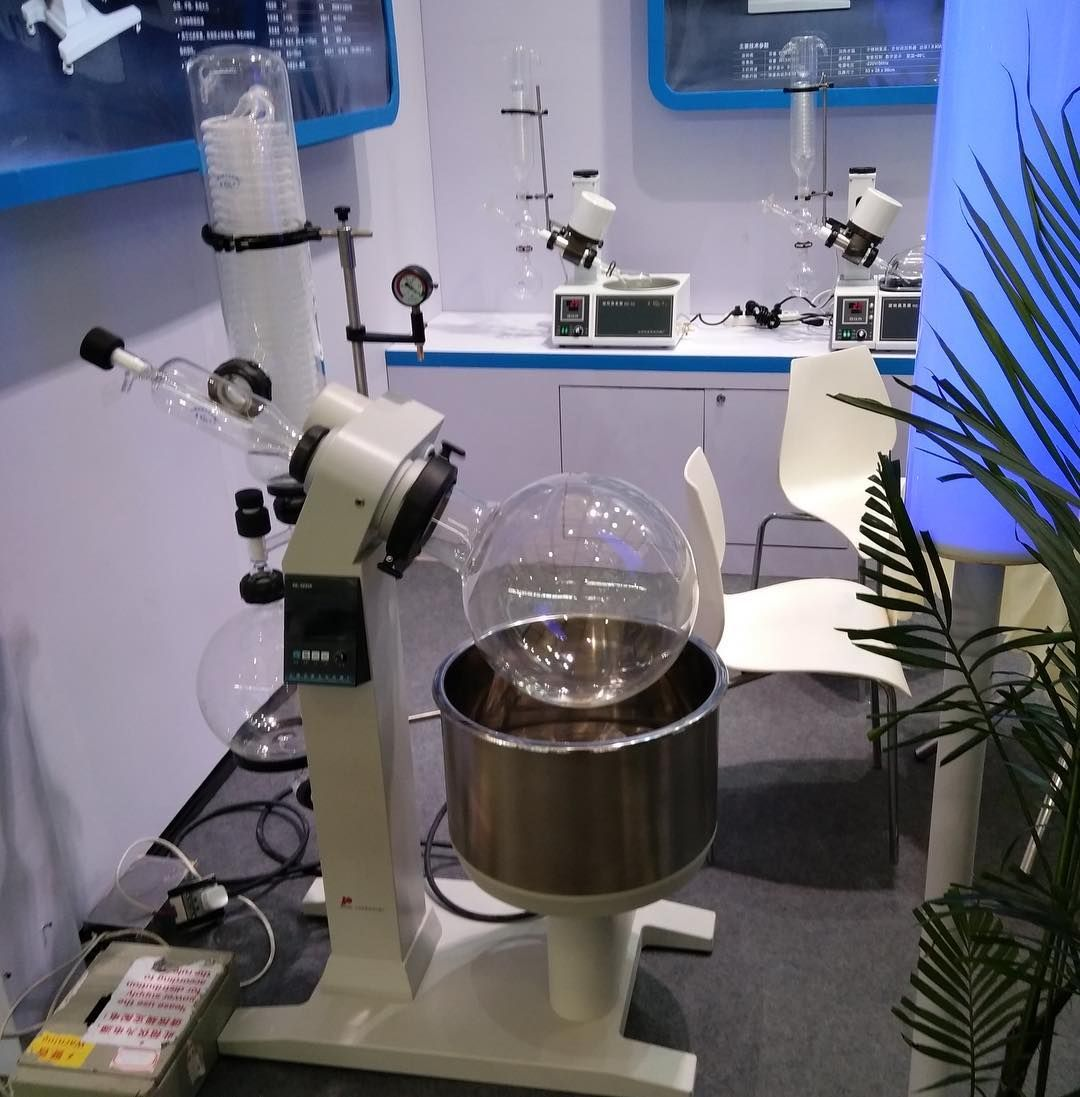 Rotary Evaporator#rotaryevaporator #rotovape #distillate #extractions #extracts #extract #420 #710 #cannabis #cbd #thc #concentrates #ethanolextraction #labs #chiller #chillers #cannabiscommunity #cannabisoil #thcoil #cleanmeds #weshouldsmoke