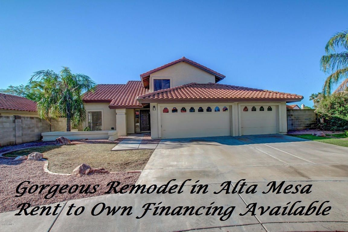 1022) 3 Bedroom 2.5 Bath, Home for Sale in Mesa, 85205