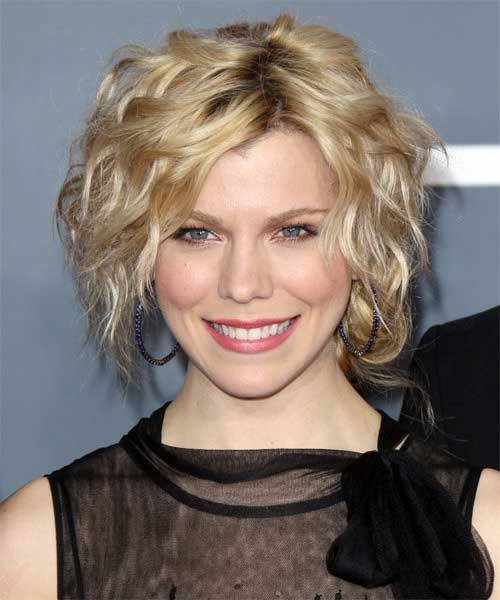 Short Curly Hairstyles For Thin Hair Short Hairstyles Thin Wavy Hair Short Wavy Hair Short Curly Haircuts