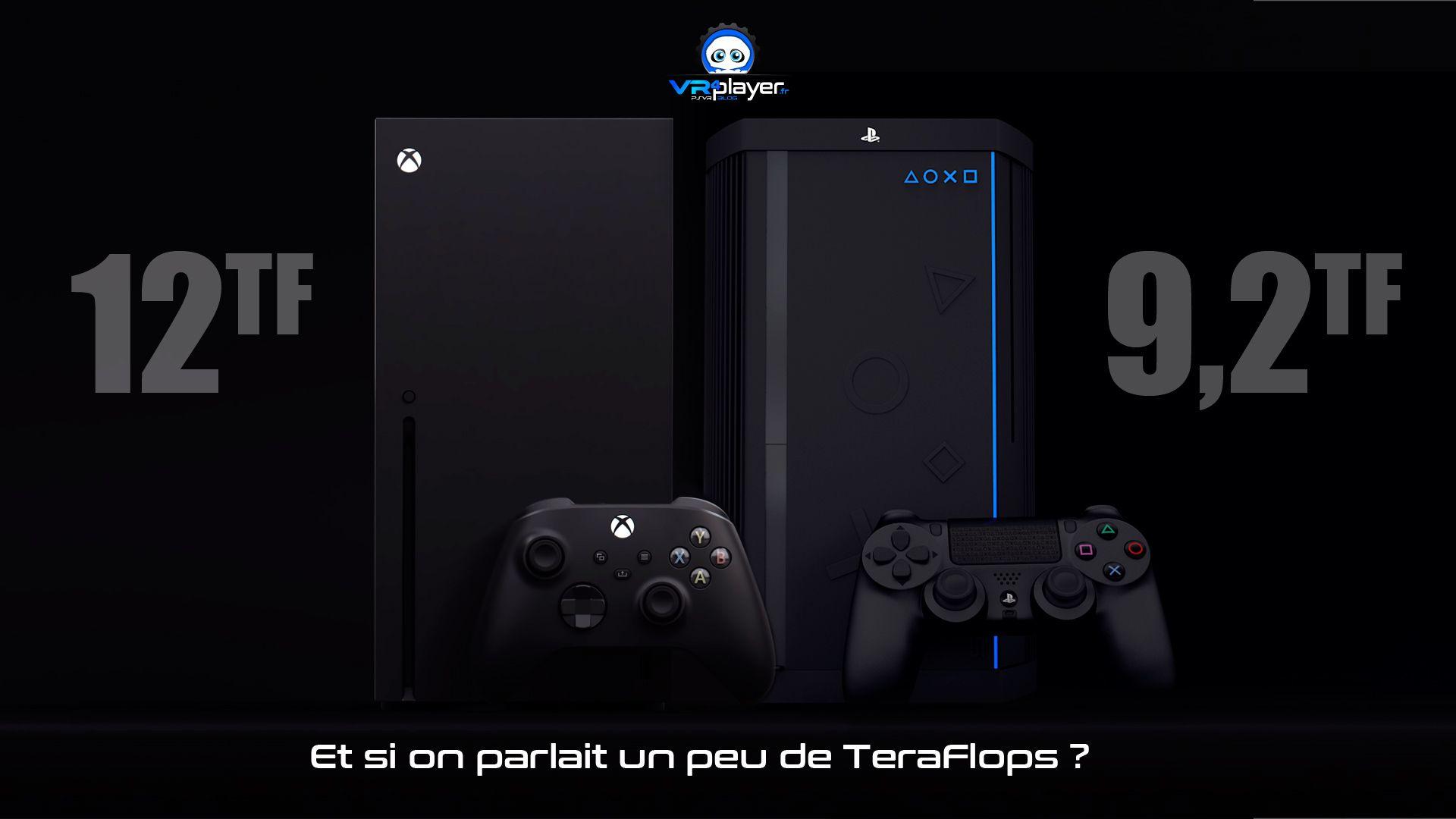 PlayStation 5, PS5, Xbox Series X Et si on parlait un