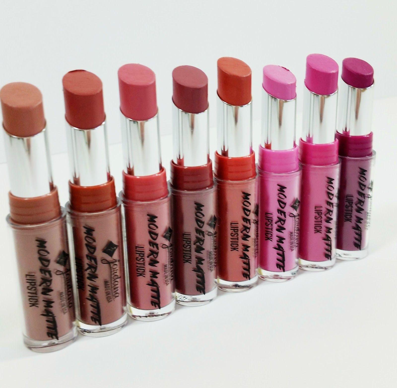 Jordana Modern Matte Lipstick | Matte lipstick, Lipstick