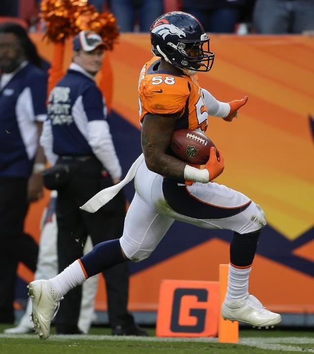 Broncos Vs Buccaneers Second Half Photos Denver Broncos Broncos Denver Broncos Football