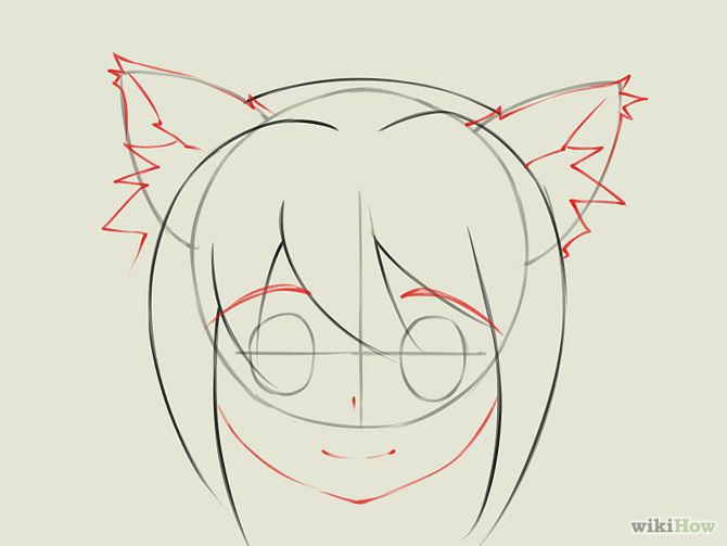 how to draw anime girl step by step for beginners - Google Search ...