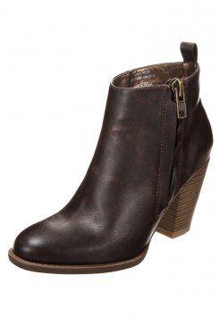 Anna Field - Boots à talons - dark brown