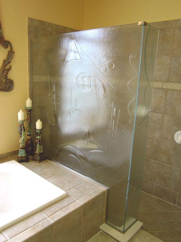 Cast Glass Shower Doors Bonita Springs Florida Glass Shower