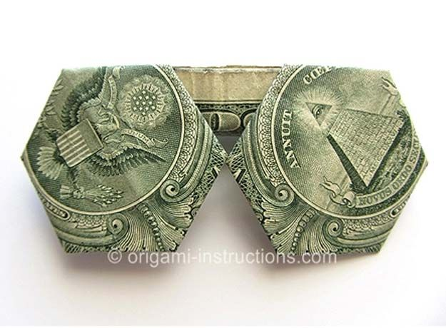 25 awesome money origami tutorials cards diy star flower and origami mightylinksfo