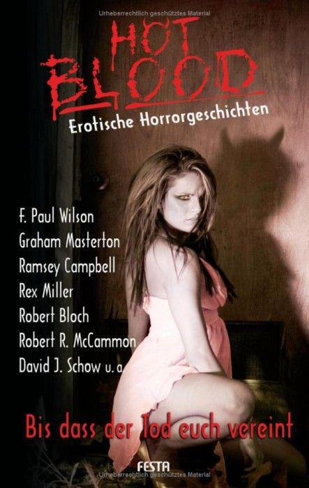 Image detail for -hot blood german paperback festa 2007 isbn 10 386552074x isbn