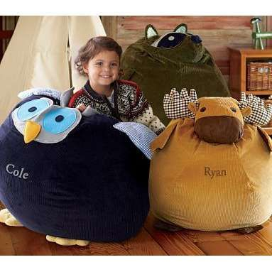 Pottery Barn Kids | Animal Beanbags