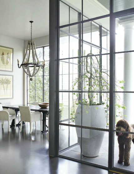 Steel doors & Wall to Wall Ceiling to Ceiling Steel Case Windows | Give Me ... pezcame.com