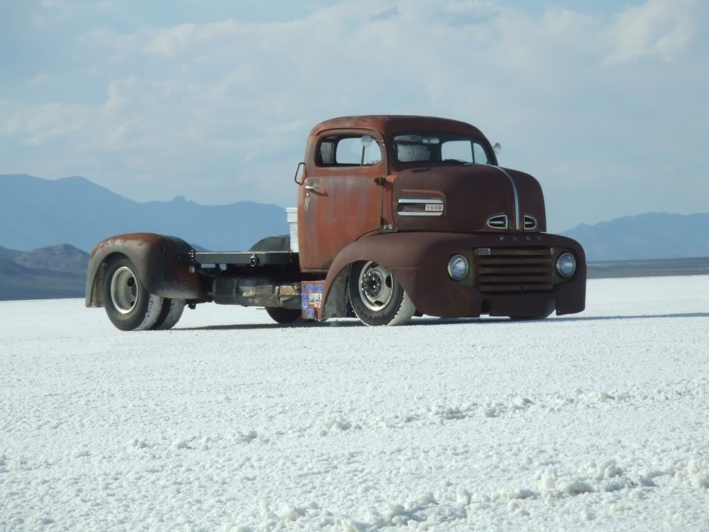 Newbie with 49 COE hot rod truck - Ford Truck Enthusiasts Forums ...