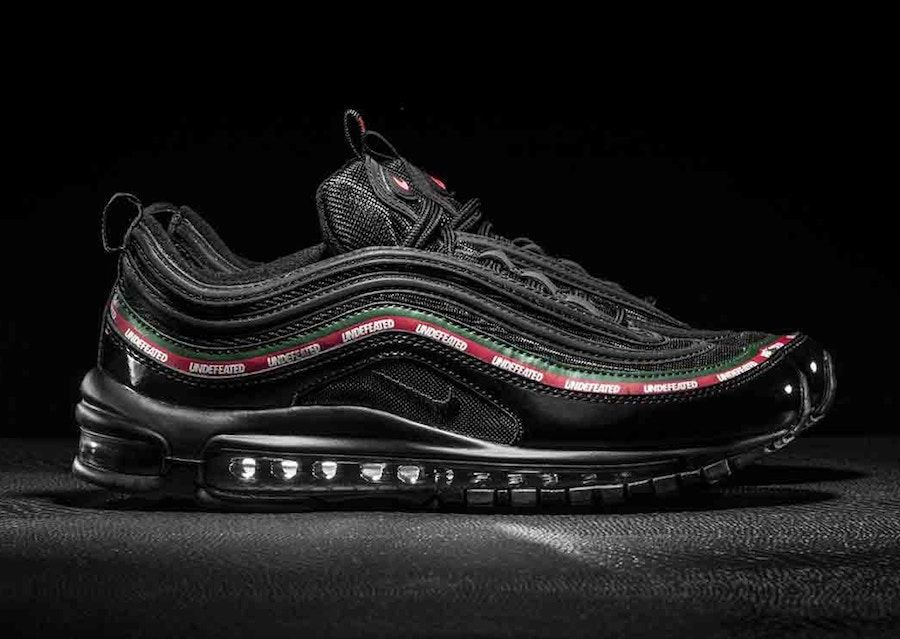 reputable site 2bdbb fb2dd ... reduced new images of the undefeated x nike air max 97 black tumblr  ca50c a150a
