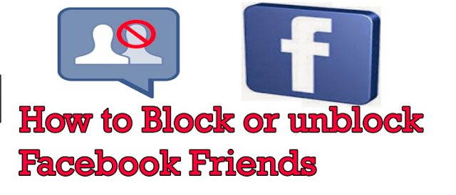 How Do I Unblock A Facebook Friend 2018 Blocked on