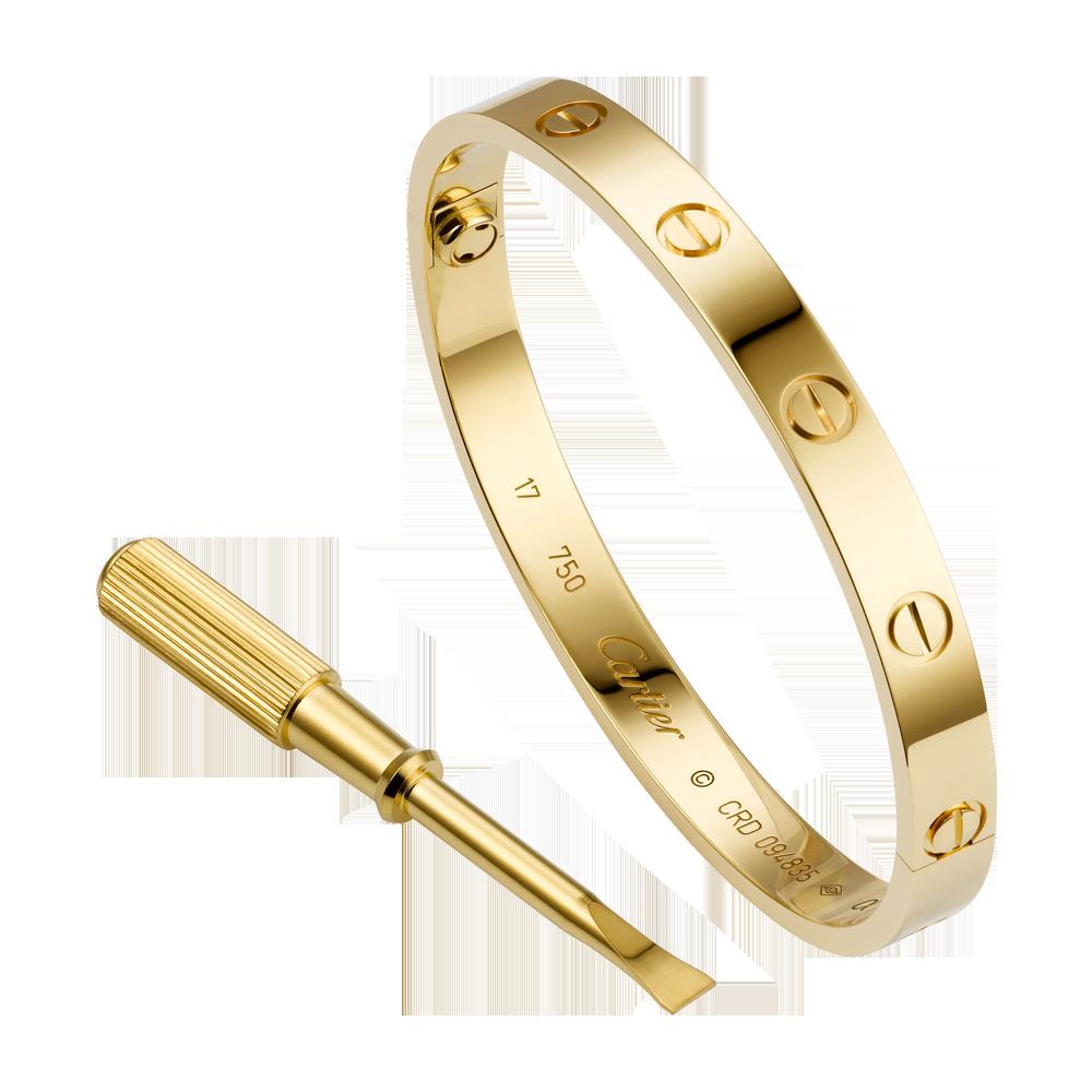b0ce05fcf82 Bracelete Love Cartier o meu sonho