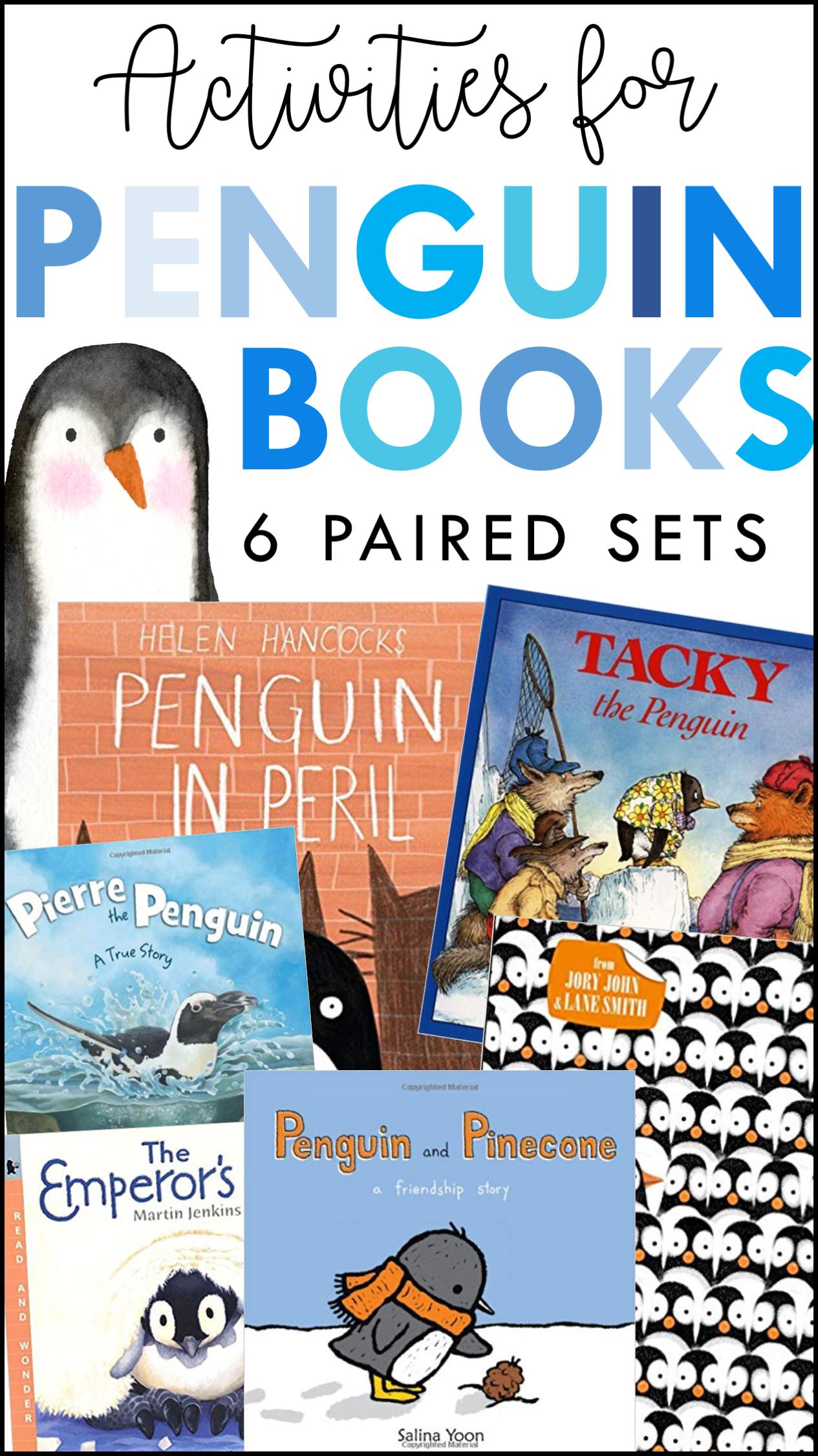 The Best Penguin Books For Kids