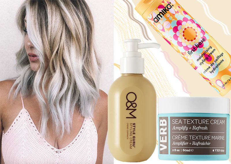 17 Best Hair Cream Styling Products Tips For Using Them In 2020 Hair Cream Cool Hairstyles Styling Cream