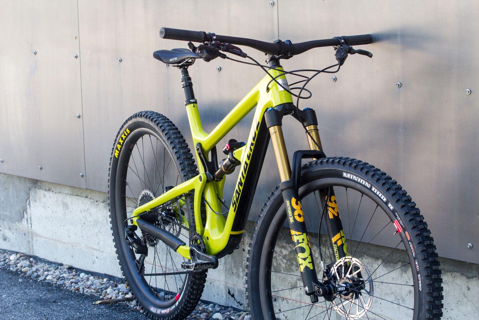 2018 Santa Cruz Hightower Lt Carbon Cc Xx1 Reserve Mountain Bike