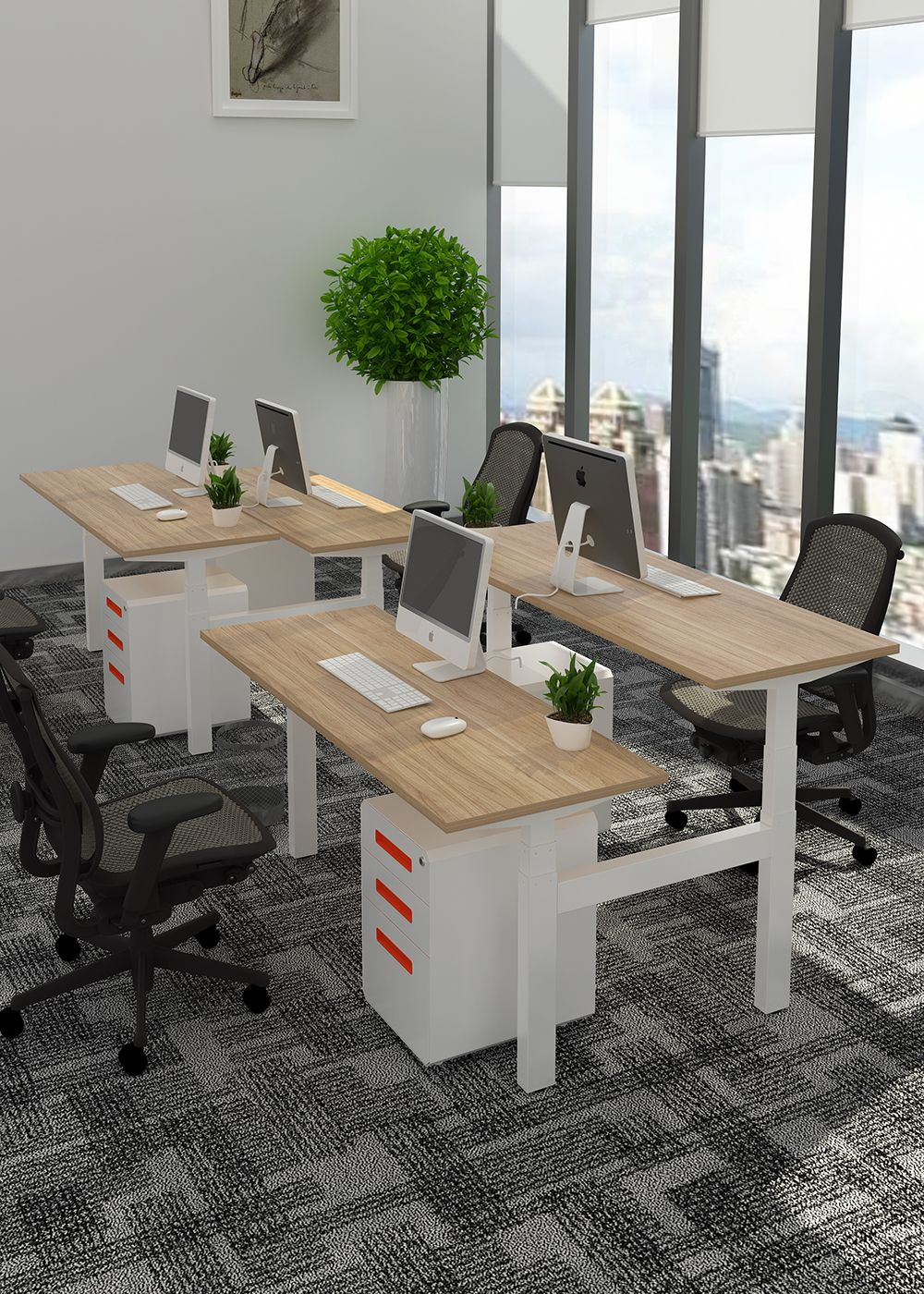 Pengcheng Weiye Office Furniture Height Adjustable Desks Will