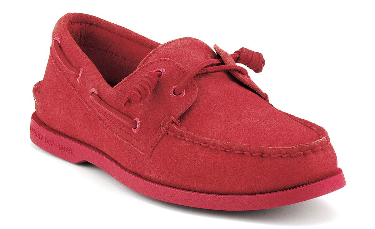 ab945d8140b7 awesome red Sperry Women s Boat shoe