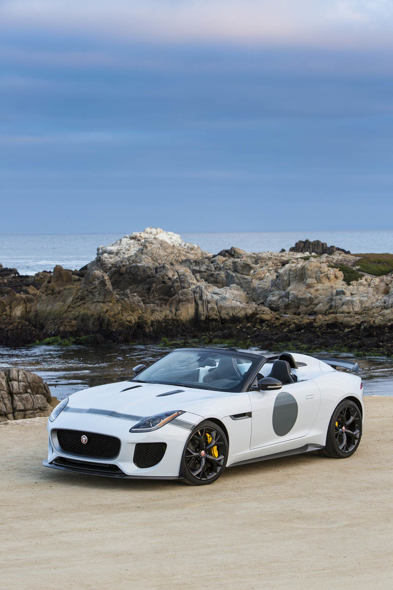 Monterey 2014 Jaguar FType Project 7 (With images