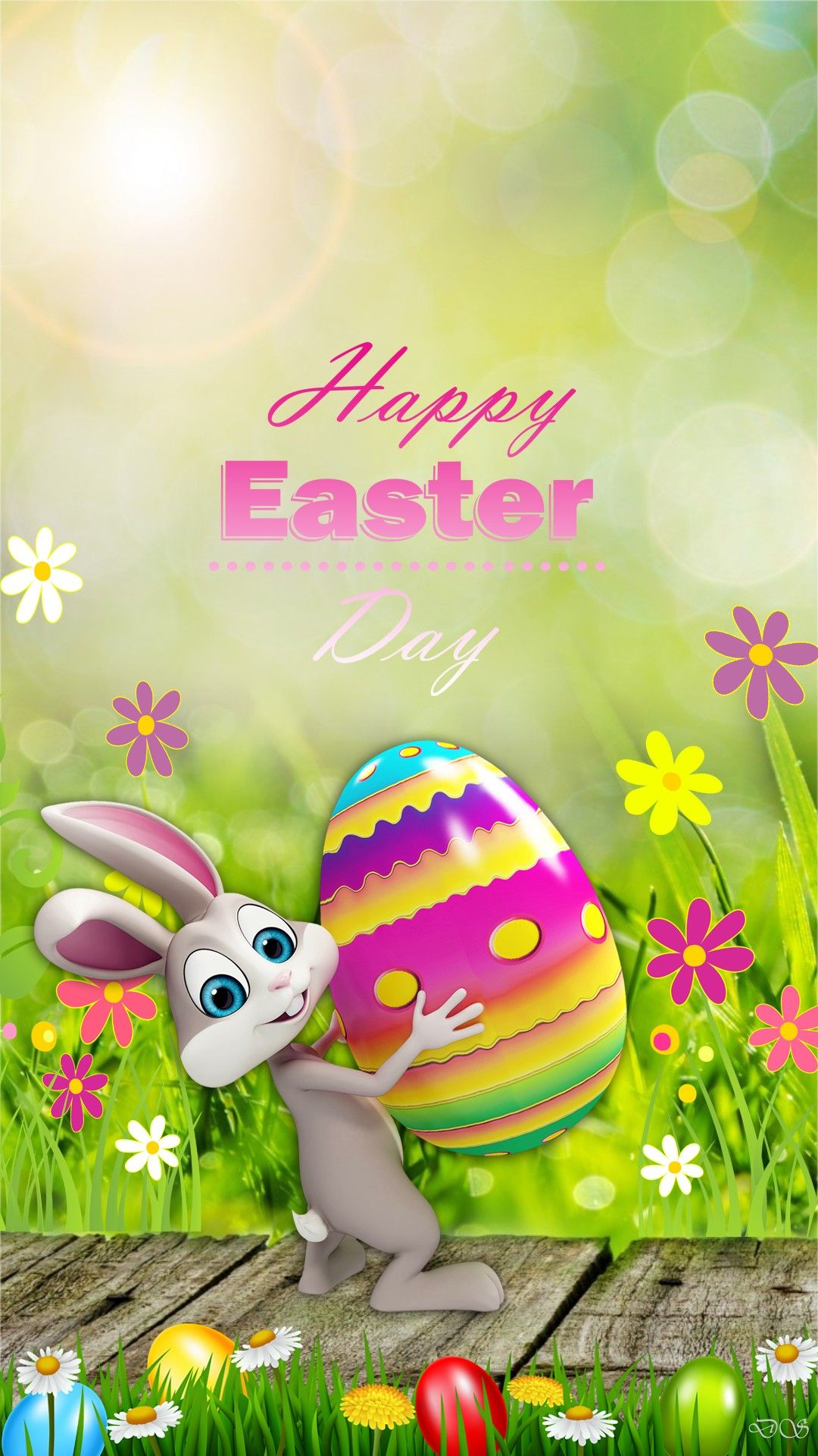"Iphone ""Happy Easter"" | Праздник, Открытки, Картинки"
