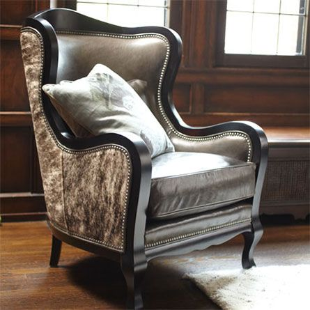 I Adore Cool Chairs! Especially Like Printed Chairs For My Office Catania Leather  Chair