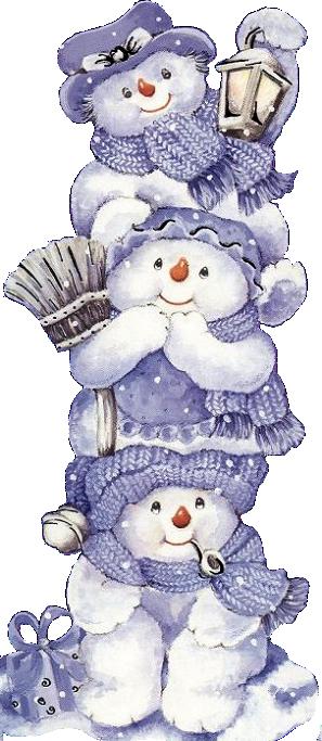 Tubes Noel Bonhommes De Neiges Snowman Love Pinterest