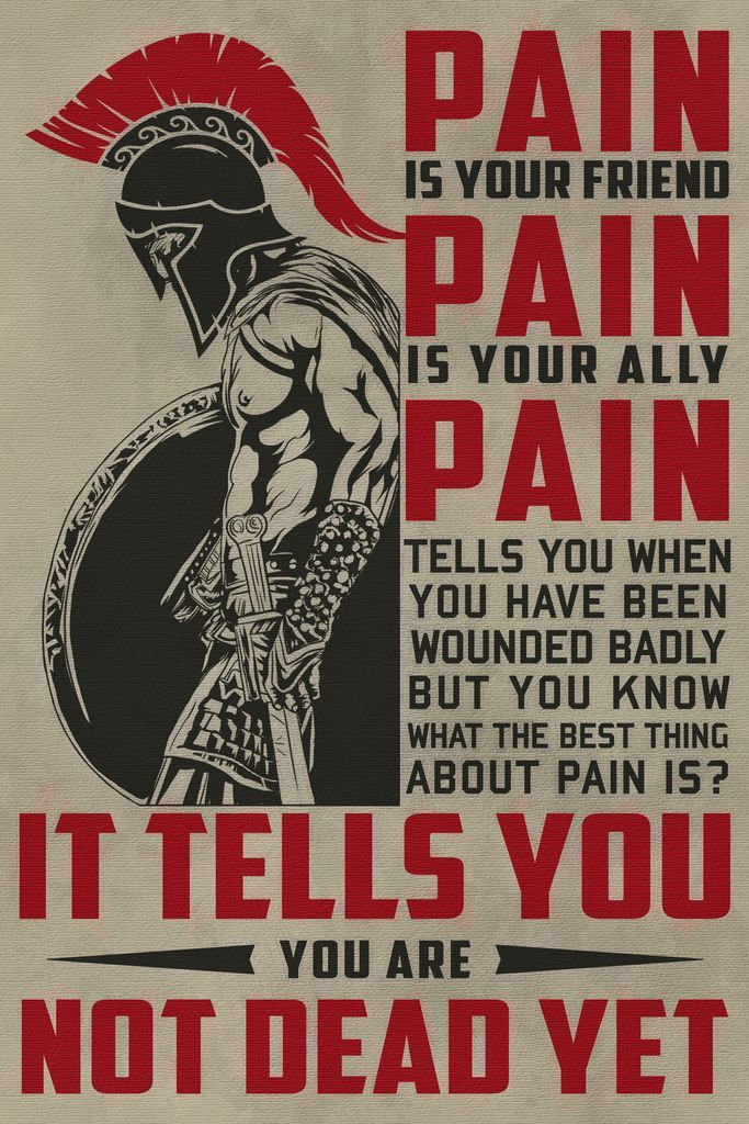WA051 - PAIN - Kriegerposter - #Kriegerposter #Pain #samurai #WA051