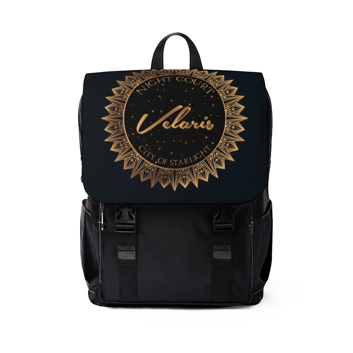 Velaris ACOTAR Backpack, A Court Of Thorns And Roses