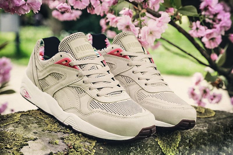 4580cf227c6f Puma R698 Tropicalia Having already released in Europe