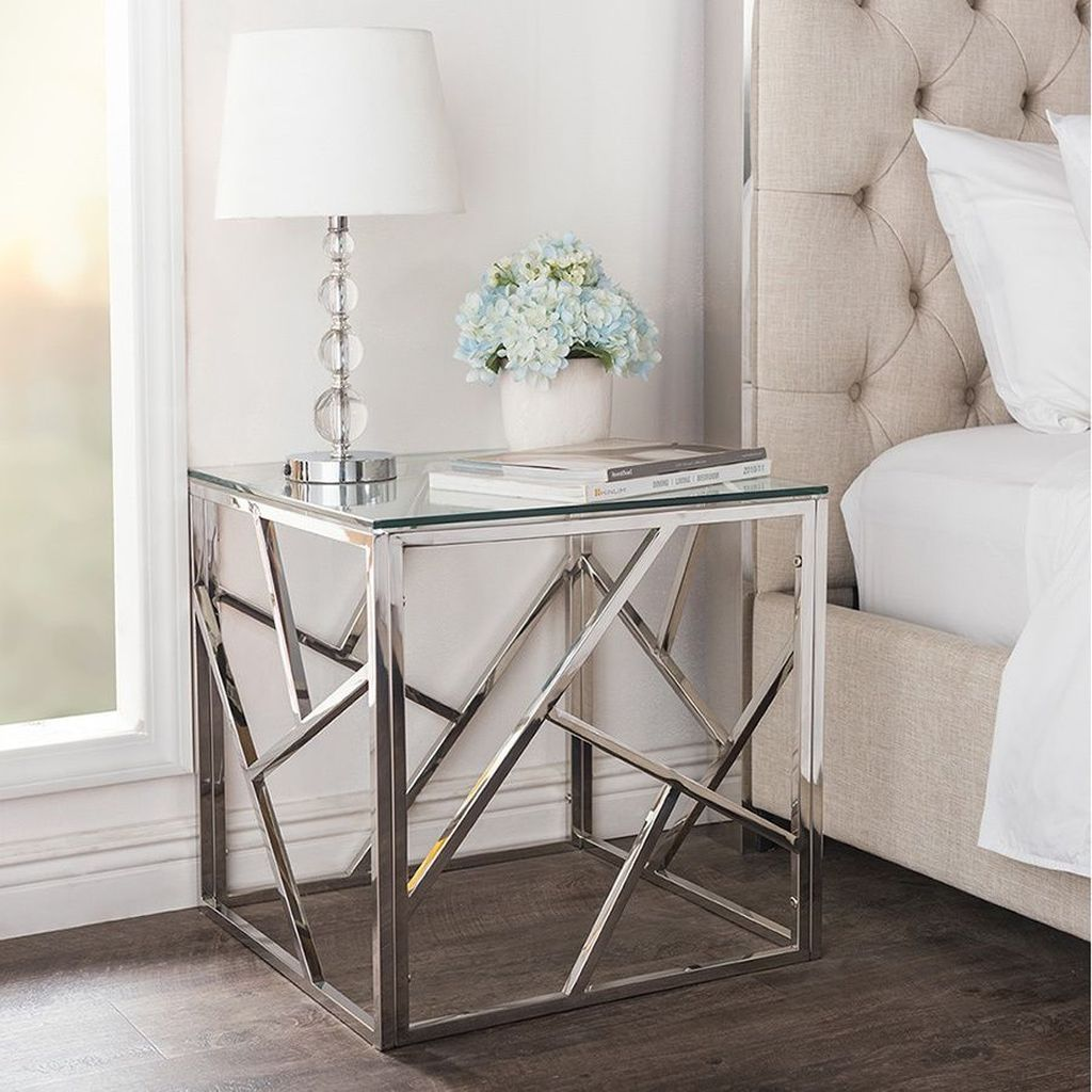 44 Stunning Stainless Steel Coffee Table Design Ideas Steel Coffee Table Glass End Tables Stainless Steel Coffee Table [ 1024 x 1024 Pixel ]