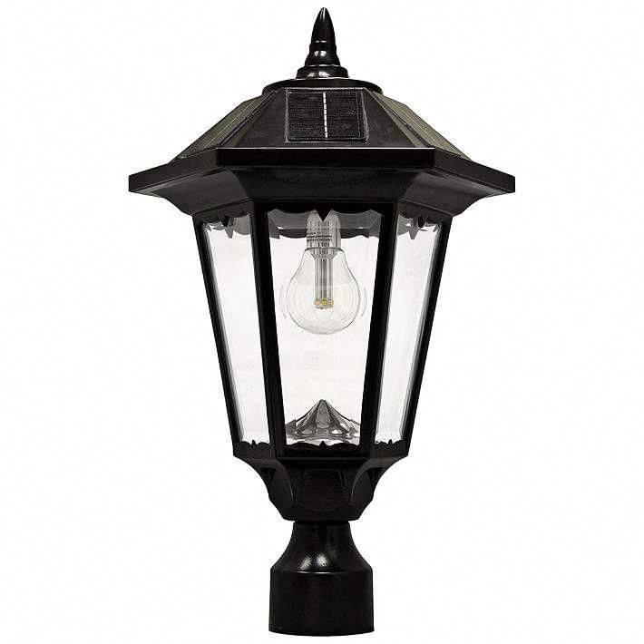Windsor 20 High Morph Black Solar Led Outdoor Post Light 58w43 Lamps Plus Solarpanels Solarenergy Solarp In 2020 Solar Lamp Post Post Lights Outdoor Post Lights