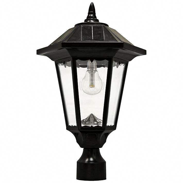 Windsor 20 High Morph Black Solar Led Outdoor Post Light 58w43 Lamps Plus Solarpanels Solarenergy Solarp In 2020 Solar Lamp Post Post Lights Outdoor Post Lights
