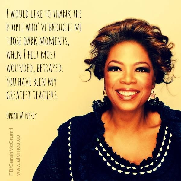 Confidence Quotes Oprah: Oprah ! Thank You For Being Oprah.