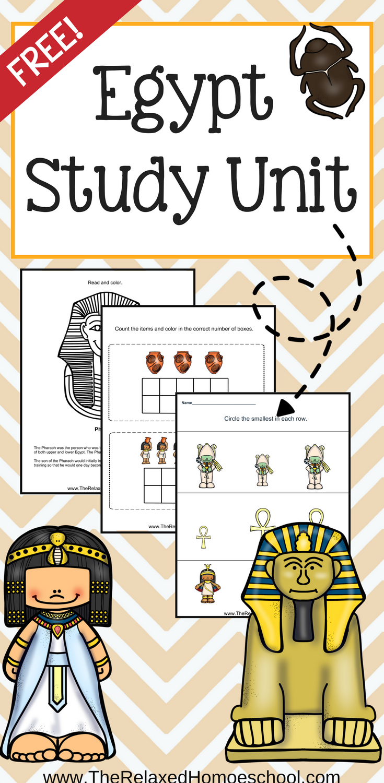 free egypt printable for preschool through 1st grade education pinterest schule gypten. Black Bedroom Furniture Sets. Home Design Ideas