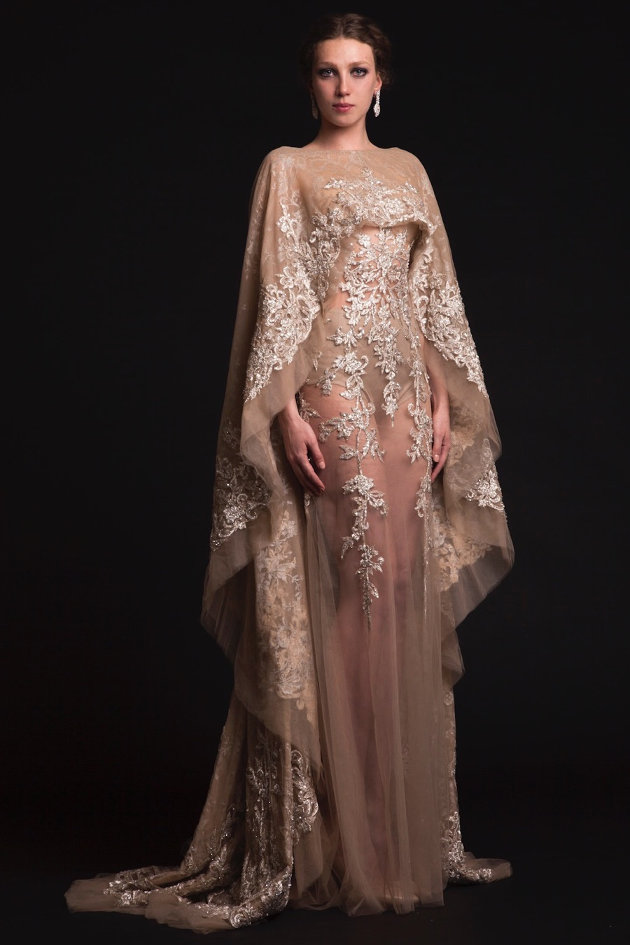 The Last Spring by Krikor Jabotian | 2015 - Perfete #gorgeousgowns