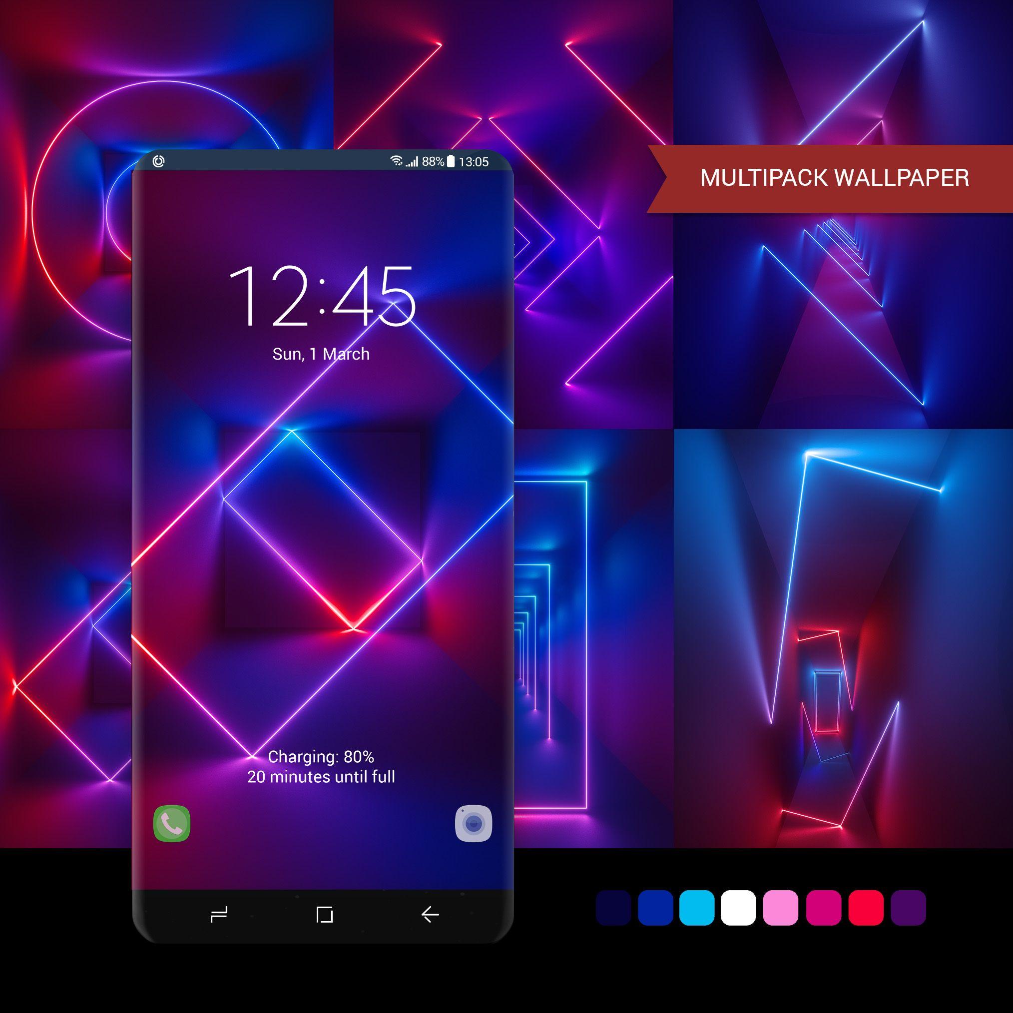 Neon Glow Egg Samsung Galaxy Wallpaper Galaxy Galaxy Wallpaper
