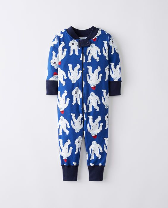 0a2fb5e23e5 Size 80 Night Night Baby Sleepers In Pure Organic Cotton in Are you Yeti -  main