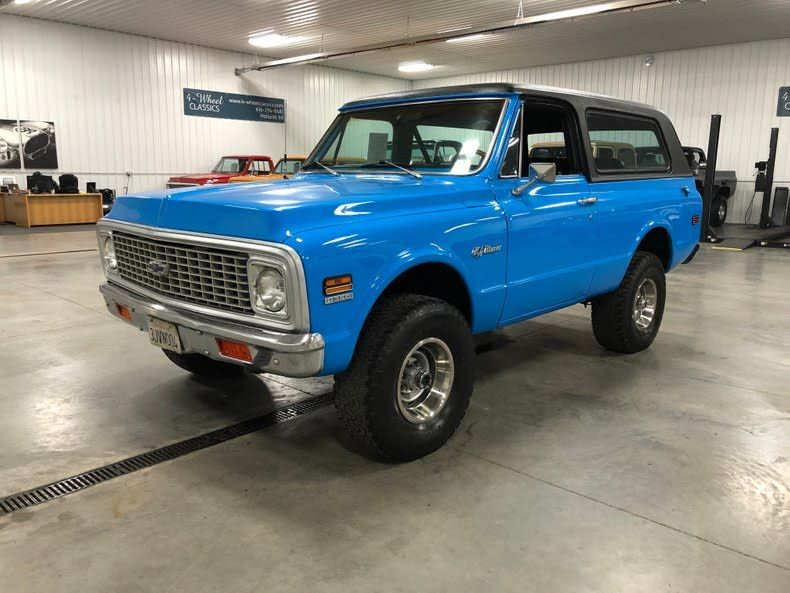 Used 1970 Chevrolet Blazer For Sale In Cockeysville Md Cargurus Chevrolet Blazer Chevrolet Blazer