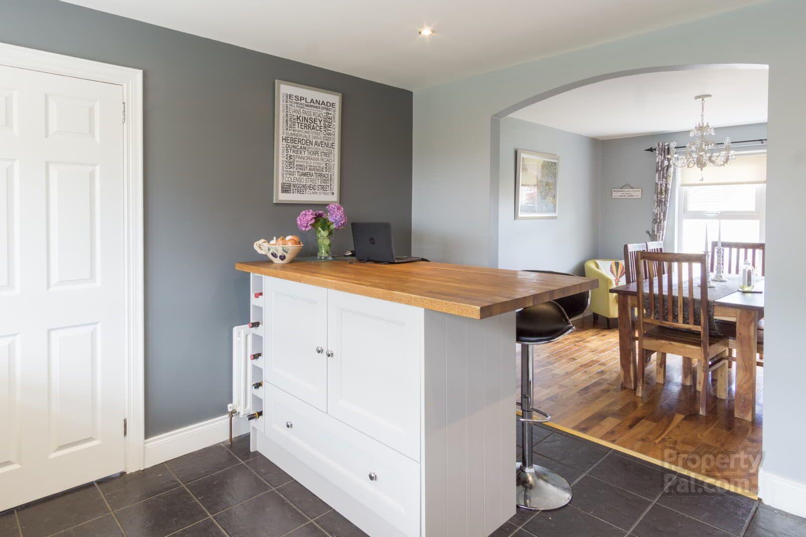 Pin by PropertyPal on Kitchen Islands   Modern kitchen ...