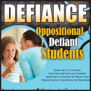 """Pin It 2 Win It!  Pin this and you could win the """"Defiance"""" bundle which includes a Video, PowerPoint and Workbook that will help parents & teachers develop solutions when it comes to working with difficult, stubborn oppositional defiant children and teenagers.     All you have to do is pin this and leave a comment and then I'll pick a winner on Monday March 12th at 7:00 pm EST!  GET READY, GET SET....Pin!    www.totallifecounseling.com"""