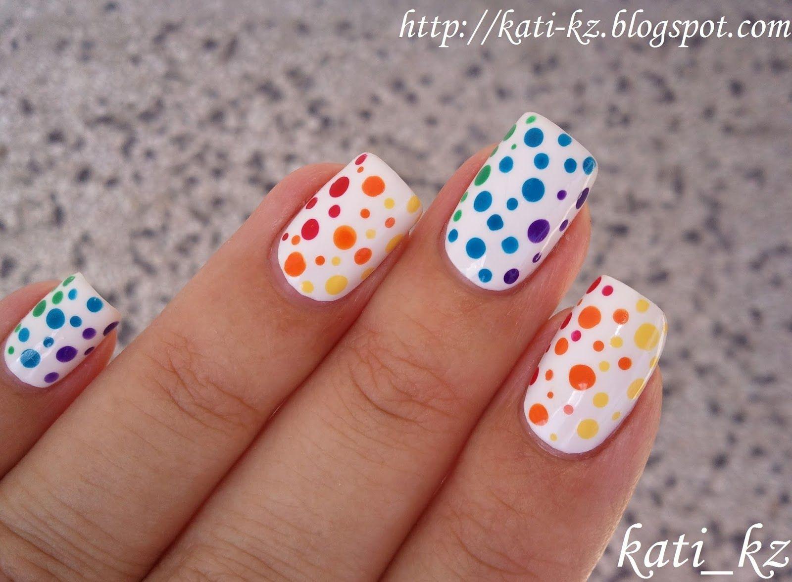 ♥ kati_kz ♥ #nail #nails #nailart