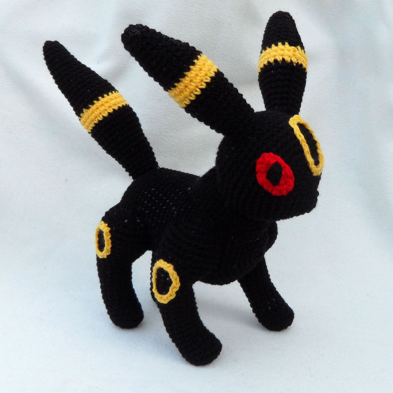 Mimikyu Amigurumi Crochet Plushie Pokemon Fan Plushie | Pokemon ... | 1500x1500