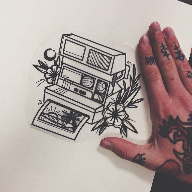 Tattoo Trends - tumblr_npviejxBCr1tzgxe6o1_1280.jpg (640×640 #tattoodrawings
