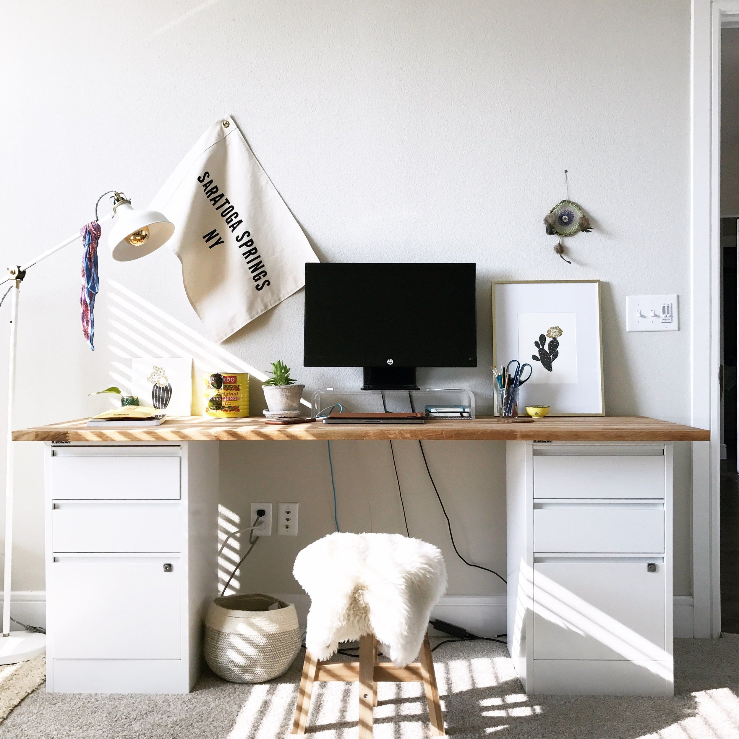 Home Office by Jennifer Perron. | PERSONAL SPACE. | Pinterest
