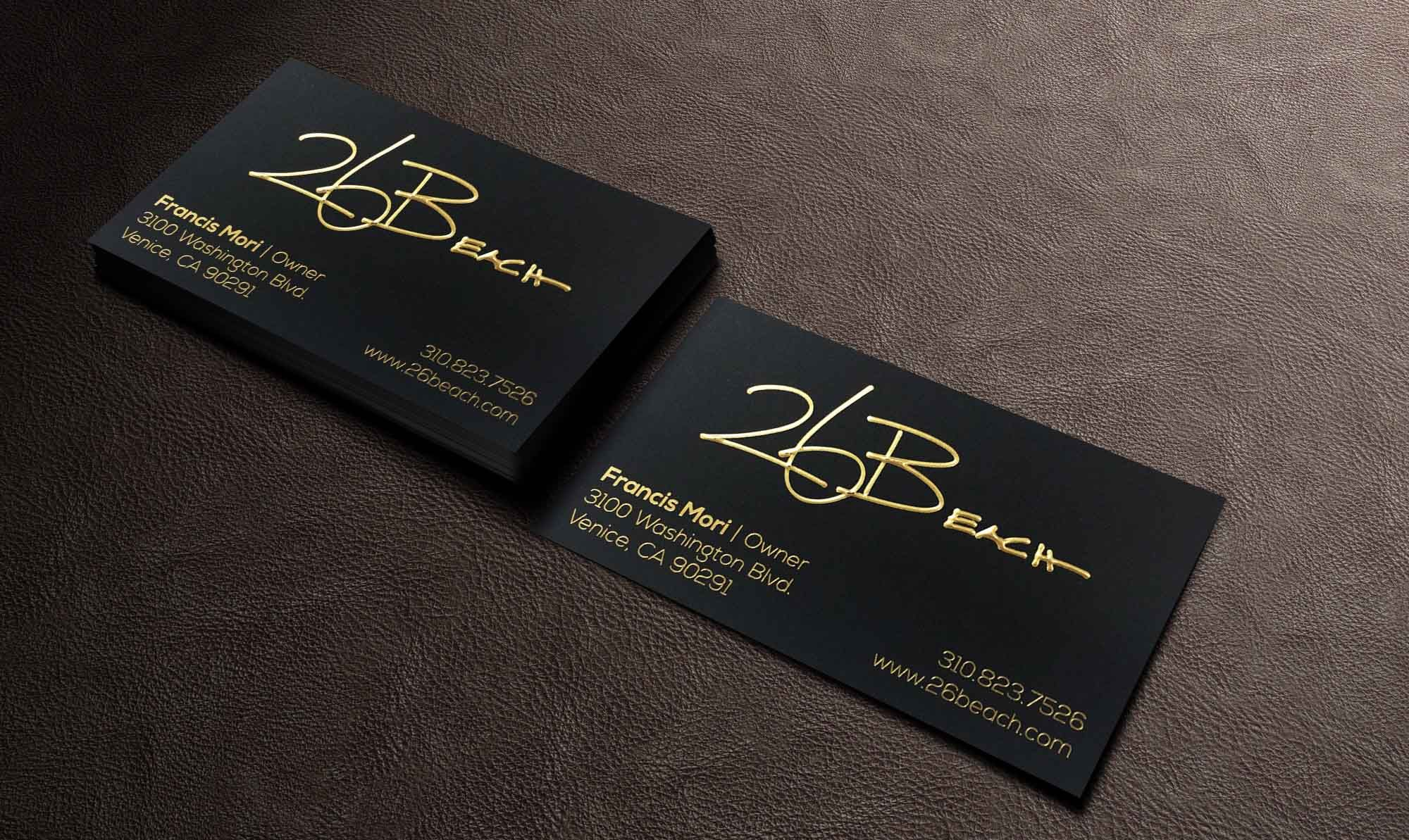 quality business card printing los angeles services for you